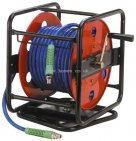 360 Deg Rotary Swivel Hose Reel with 30mtr Hose for Compressed Air