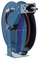 Redashe Heavy Duty Spring Rewind Hose Reel for Air,Water,Food,Industry, & Diesel - without Hose
