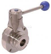 Hygienic Stainless Steel Valves