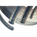 Medium Duty 30 Metre Coil Clear Un-Reinforced PVC Hose Type CPVC