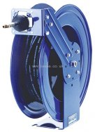 Redashe High Pressure Spring Rewind Hose Reel Water,Steam,Oil and Grease Without Hose