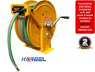 Redashe Manual Rewind Welding Reel