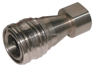 Parker Series 70kb Stainless Steel 303 Female Thread Bspp