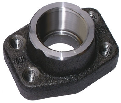 Sae socket weld hydraulic flanges