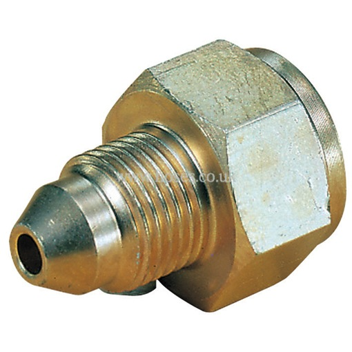 Norgren unequal connector enots metric compression