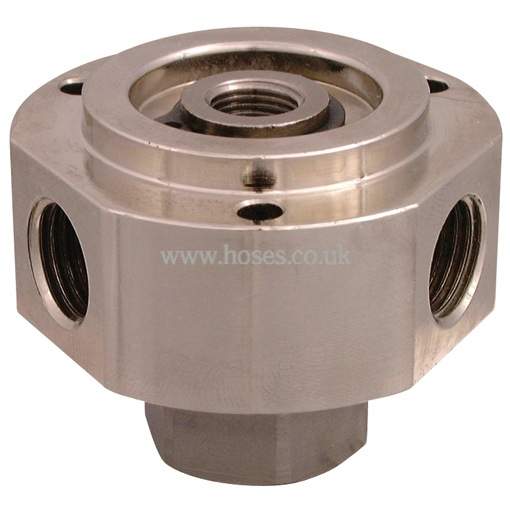 Air pro inlet outlet rotating joint p £