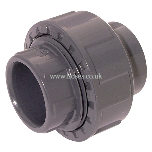Air pro union upvc pipe system fitting p £