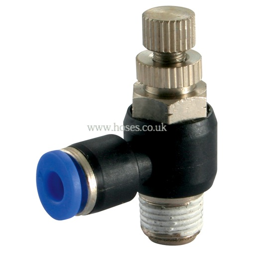 Kelmk npt tube male thread manual flow control valve