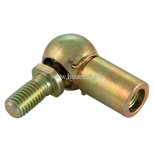 Camloc mild steel ball joint end fitting gas spring