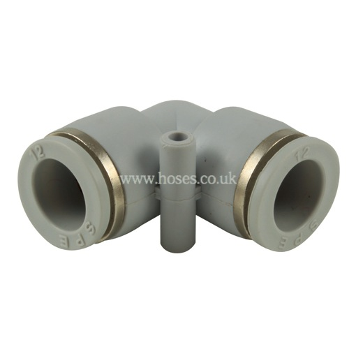 Kelmk equal elbow tube connector one touch