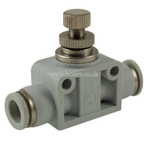 Kelmk tube bspt manual shut off valve one touch