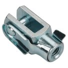Norgren Female Piston Rod Clevis, Compact Mounting