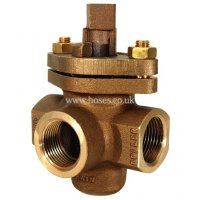 Brownall BSPP, Fig 1988, 3 Way Boiler Vent Valve, Automatic Air Elimination
