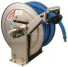 Redashe Compact Stainless Steel Spring Rewind Hose Reels Only - Without Hose