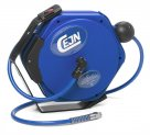 CEJN® Small Size Hose Reel with 10mmOD Hose & 1/4BSPT Connection