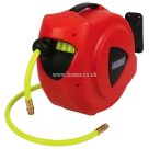 10 Metre Hi-Vis Hose Length, Air & Water Hose Reel