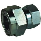 KR High Pressure Metric Reducing Nut Adaptor, Tube