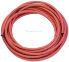 Gas Welding Hose, Red Acetylene x 25 mtrs