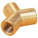 Norgren Y Connector, Enots Imperial Compression Fitting