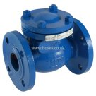 PN16, BS EN 1092-2, Art 170, Flanged, Cast Iron Swing Check Valve