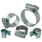 Jubilee, Mild Steel, Zinc Protected, Pocket Pack, Automotive Hose Clip
