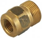 Female Thread, BSPP X Male Thread, Metric Pressure Washer Adaptor