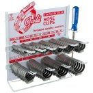 Jubilee, Stainless Steel, Clip Dispenser, Clamp and Hose Clip