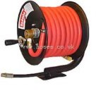 Redashe E-Zy Reel 208 Series Manual Rewind Hose Reels - Ideal for Mobile Vehicles