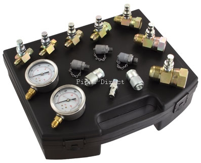 Caterpillar Style Pressure Test Kit [3101-20-38 CAT] - £291 60