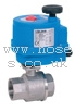 PN64 High Voltage 100/240V AC Electrically Actuated Stainless Steel Ball Actuator Valve ISO5211 BONOMI GROUP