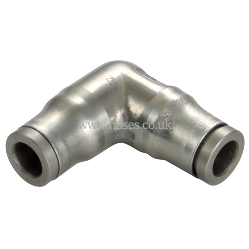 Parker legris equal elbow tube to fitting for metric