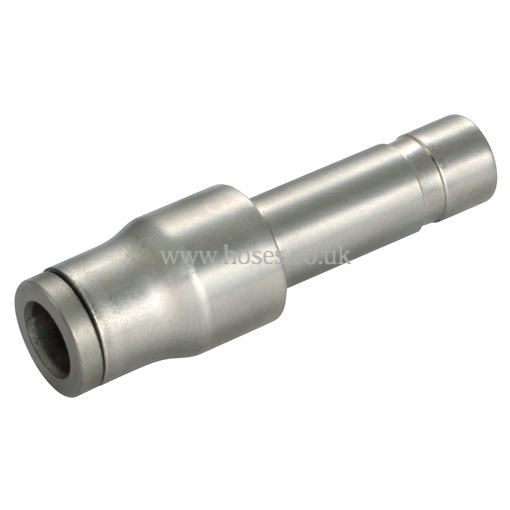 Parker legris reducer tube to fitting for metric