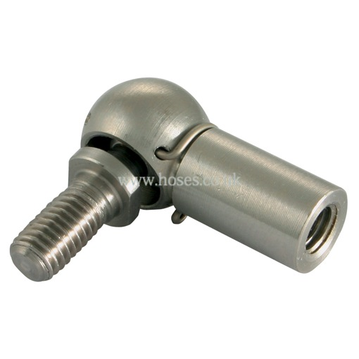 Camloc stainless steel ball joint end fitting gas spring