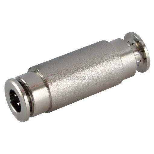 Aignep tube straight connector series high
