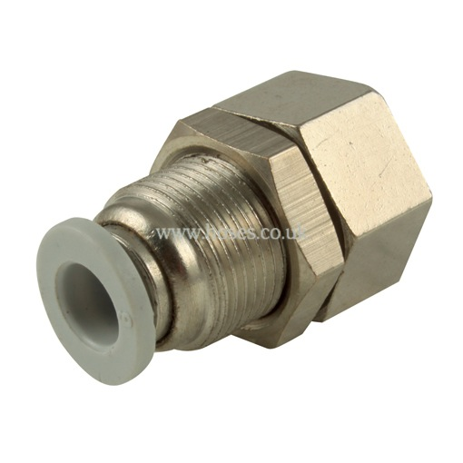 Kelmk bspp male thread female bulkhead connector one