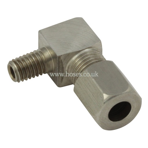 Elbow stainless steel type ll high pressure