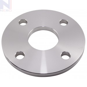 Bs10 table e flat face slip on 316 l stainless steel for Table e flange